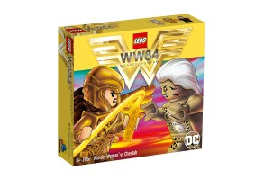LEGO DC Comics Super Heroes 76157 - Wonder Woman vs Cheetah