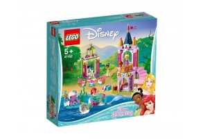 LEGO Disney Princess 41162 - Кралското празненство на Ариел, Аврора и Тиана