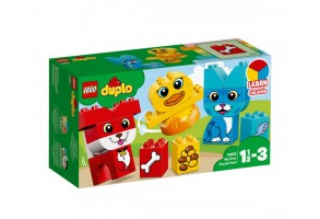 LEGO DUPLO Creative Play 10858 - Моите първи пъзели