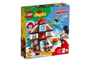 LEGO DUPLO Disney 10889 - Къщата за почивка на Mickey