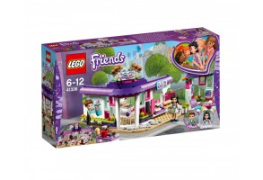 LEGO Friends 41336 - Арт кафенето на Emma
