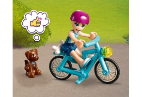 LEGO Friends 41364 - Бъгито с ремарке на Stephanie