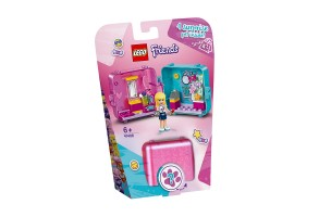 LEGO Friends 41406 - Кубът за игра и пазаруване на Stephanie