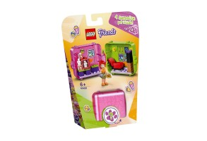 LEGO Friends 41408 - Кубът за игра и пазаруване на Mia