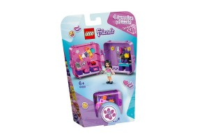 LEGO Friends 41409 - Кубът за игра и пазаруване на Emma