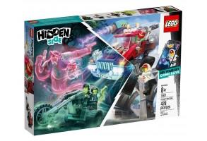 LEGO Hidden Side 70421 - Камионът за каскади на El Fuego
