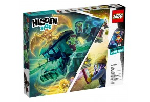 LEGO Hidden Side 70424 - Експресен влак с духове