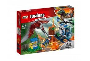 LEGO Juniors 10756 - Бягство от птеранодон