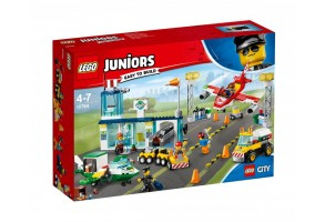 LEGO Juniors 10764 - Централно градско летище