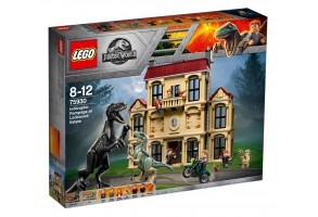 LEGO Jurassic World 75930 - Индораптор в Lockwood Estate