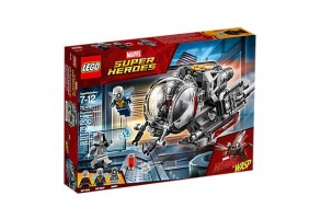 LEGO Marvel Super Heroes 76109 - Confidential Ant-Man vehicle