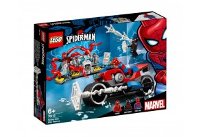 LEGO Marvel Super Heroes 76113 - Spider-Man Bike Rescue