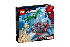 LEGO Marvel Super Heroes 76114 - Машината на Spider-Man