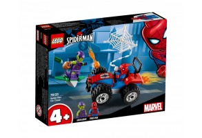 LEGO Marvel Super Heroes 76133 - Spider-Man – преследване с кола