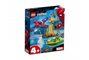 LEGO Marvel Super Heroes 76134 - Spider-Man: Кражба на диаманти с Dock Ock