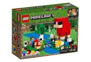 LEGO Minecraft 21153 - Фермата за вълна