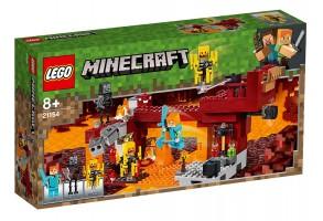 LEGO Minecraft 21154 - Светещият мост