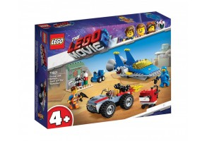 LEGO Movie 2 70821 - Работилницата на Емет и Бени