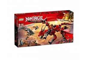 LEGO NINJAGO 70653 - Firstbourne