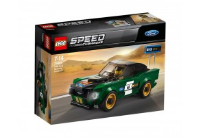 LEGO Speed Champions 75884 - 1968 Ford Mustang