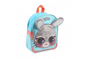 Малка 3D раница Vadobag Animals Bunny, 25 х 31 х 10 см