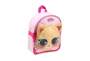 Малка 3D раница Vadobag Animals Cat, 25 х 31 х 10 см