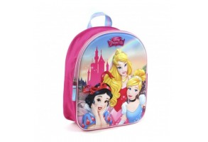 Малка 3D раница Vadobag Princess, 25 х 31 х 10 см