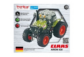 Метален конструктор, Трактор CLAAS Arion 430,Mini Serie