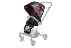 Тапицерия за луксозна седалка Cybex Mios Seat pack Rebellious