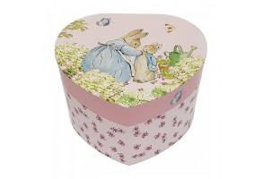 Музикална кутия, Голямо сърце, Зайчето Питър