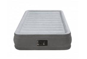af3c324670c Надуваем матрак с вградена помпа INTEX Twin Comfort-Plush Mid Rise