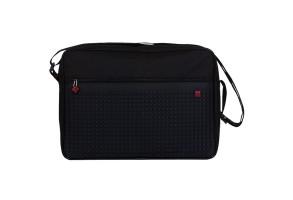 Чанта Pixie Crew Messenger - Черно