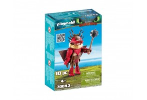 Playmobil - Snotlout in flight suit