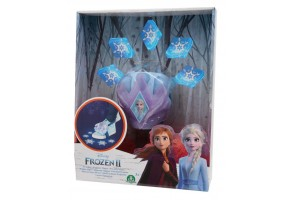 Прожектор на снежни кристали Ice Walker  - Frozen 2