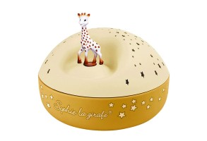 Прожектор Звездно небе с музика, Жирафчето Софи