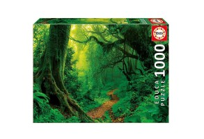 Пъзел EDUCA ENCHANTED FOREST 1000ч 17098