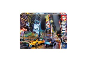 Пъзел EDUCA TIMES SQUARE, NEW YORK 1000ч 15525