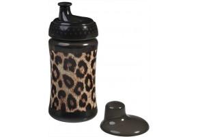 Rock Star Baby чаша- бутилка 340ml Leopard