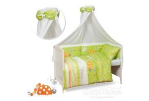 Спален комплект Babymatex Spring Green 0171