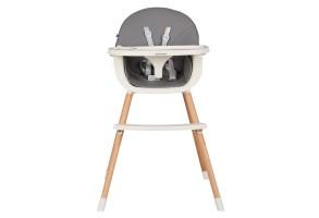 Стол за хранене Nutri Wood Grey