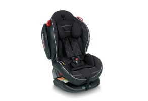 Стол за кола 0-25 кг ARTHUR+SPS ISOFIX LEATHER BLACK