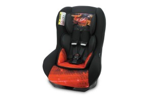 Столче за кола Beta Plus 0-18 Kg Black Fiery Race