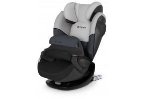 Стол за кола Cybex Pallas M Fix Cobblestone Grey