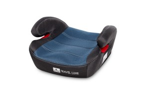 СТОЛ ЗА КОЛА TRAVEL LUXE ISOFIX ANCH. 15-36KG BLUE