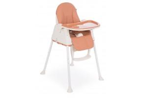 Столче за хранене Creamy Brown