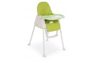 Столче за хранене Creamy Green