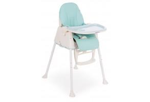 Столче за хранене Creamy Light Blue