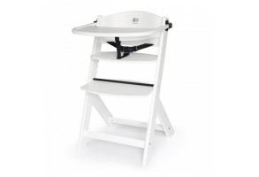 Столче за хранене KinderKraft ENOCK, Бяло