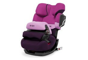 Столче за кола Cybex Pallas 2 Fix Purple Rain