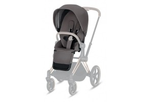 Тапицерия за седалка Cybex Priam Seat pack Lux Manhattan Grey